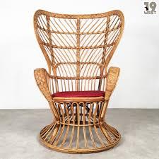 lounge chair by gio ponti for vittorio bonacina 1950s