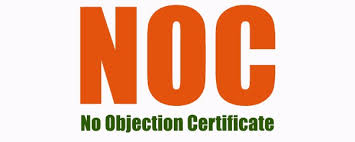 Home Loan Clearance No Objection Certificate Noc From