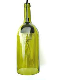Wine Bottle Light Fixture Fixtures Light Personable Wine Bottle Pendant Light Fixture