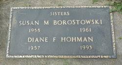 Diane F. Borostowski Hohman (1957-1993) - Find A Grave Memorial