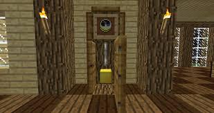 Minecraft Bedroom Xbox 360 Minecraft Furniture Decoration Minecraft Grandfather Clock