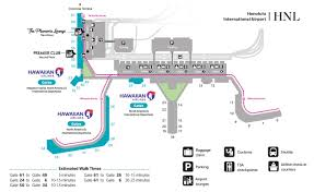 hawaiian airlines airport locations