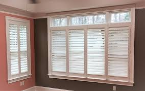 wood faux plantation shutters gallery serving annapolis howard estimate windows blinds inches wide modern exterior house