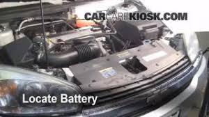 blown fuse check 2004 2008 chevrolet bu 2005 chevrolet battery replacement 2004 2008 chevrolet bu
