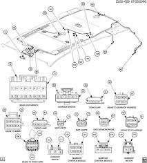 2010 cadillac escalade trailer wiring 2010 discover your wiring gm mirror wiring harness connectors
