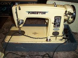Kingston Deluxe Precision Sewing Machine