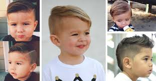 super trendy baby boy haircuts charming