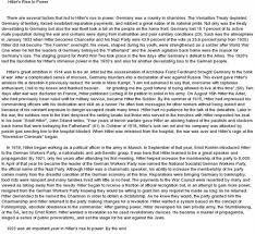 hitler essay anti essays jan  adolf hitler essay 14 essays 3969 words studymode