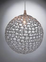 blown glass lighting. Pendant Lamp / Contemporary Blown Glass Dimmable BREATH: MOD Shakuff - Exotic Lighting U