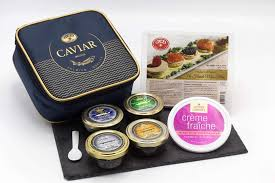 It's the perfect last minute online gift for a birthday, graduation, wedding, holiday, and more. Olma Majestic Caviar Gift Set Delicious Premium Caviar Amazon Com Grocery Gourmet Food