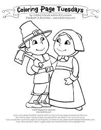 Native American Indian Coloring Pages Page Pilgrim Printable Free