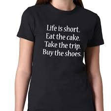 Aliexpresscom Buy Womens Funny Lazy Harajuku Tshirt Life Is
