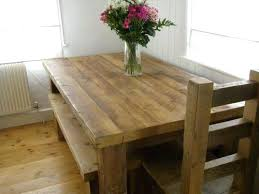 dining table natural wood reclaimed wood dining tables for a natural touch in your home round