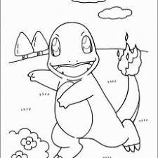 Unbelievable Design Chimchar Coloring Pages Pokemon Armeniephotos