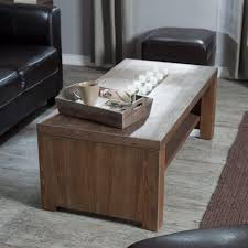 Coffee Tables : Attractive Belham Living Brinfield Rustic Solid Wood Coffee  Table Hayneedle With Shelf Drawers Round For Sale Made In Usa And End Tables  Set ...
