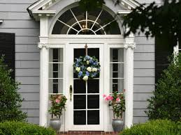 front door with windowThinking About a Glass Front Door Read This First  DIY