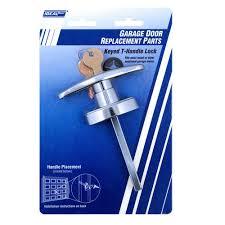 ideal door side ke t handle lock for overhead garage doors at menards
