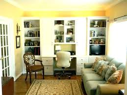 office in living room ideas. Literarywondrous Office Living Room Combo Ideas Pictures Inspirations In