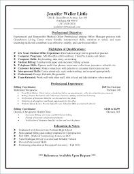 Billing Specialist Resume Beautiful 20 Billing Specialist Resume ...
