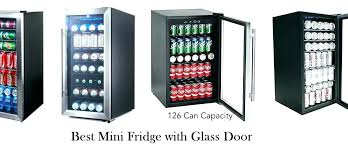 mini fridges glass front mini fridge glass door best mini fridge with glass door review of mini fridges glass