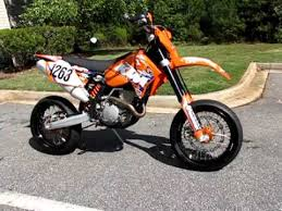 2007 ktm 250 xcf w supermoto street legal youtube