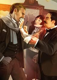 Francesca DOttavi - Murder on the Orient Express (A. Christie)