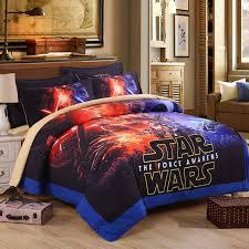 full size duvet cover. Classic Star Wars Bedding Set 3D Super King Size Duvet Cover Sets Bed Sheets/pillowcases 100% Cotton B-in From Home \u0026 Garden On Full S
