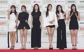 A Pink The 4th Gaon Chart K Pop Awards Zimbio