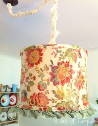 A Sort Of Fairytale Diy Pendant Lampshade Fixture Once Upon Fairy