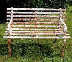 how to paint rusty iron garden furniture the graphics vintage wrought iron patio furniture cushions