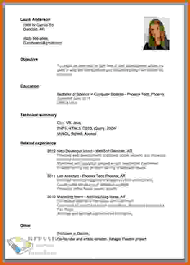 Tips On How To Write A Resume For A Job