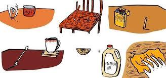10 diy ways to repair nicks scratches on wooden furniture