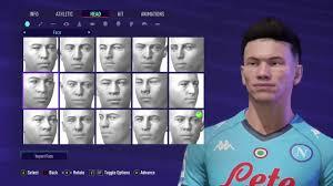 FIFA 21   HIRVING LOZANO PRO CLUBS LOOK ALIKE TUTORIAL MEXICO