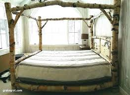 Full Size White Canopy Bed Full Size White Canopy Bed Full Size ...