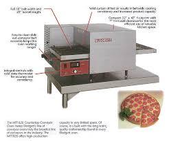 blodgett model mt1820e electric countertop conveyor oven mt1820e image