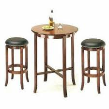 3pcs york cherry pub table set with 2 bar stools by acme furniture save 58