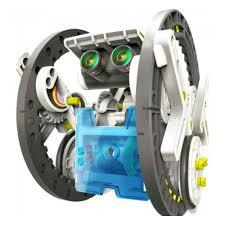 Конструктор <b>CuteSunlight</b> Toys Factory 14 в 1 Solar robot kit ...