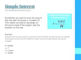 Excel Interest Calculator Loan Monthly Personal Trejos Co