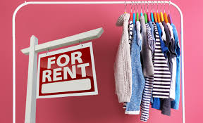 for rent picture the naked truth about clothing rental greenbiz