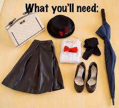 Homemade Disney Costume Ideas The Joy Of Fashion Halloween Homemade Mary Poppins Costume