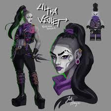 ArtStation - Ultra Violet, Arri Javier