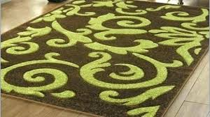 neon green area rugs lime rug s