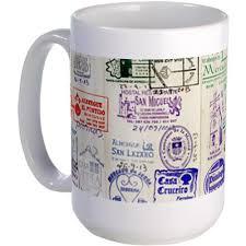 Cafepress 15 Ounce Camino De Santiago Mug Large Mug
