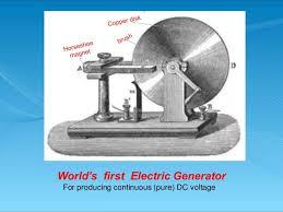 first electric generator. Wonderful Electric 14 Intended First Electric Generator T