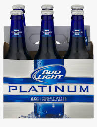 How Much Is A 18 Pack Of Bud Light Bud Light Platinum 18 Pack Hd Png Download Kindpng