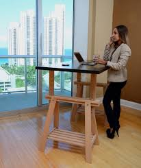 diy standing desk ideas
