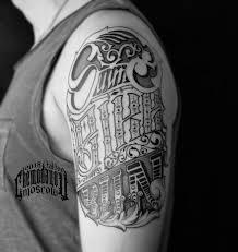 Tattoo Ink Art Sketh Flash тату надпись шрифт идея эскиз