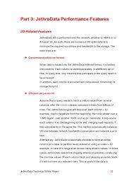 jethrodata technical white paper white paper format biography  jethrodata technical white paper