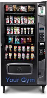 Vending Machines For Gyms Enchanting Gym And Fitness Vending Machines Suppliments Vending Mahcine