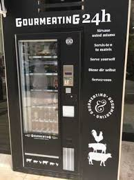 Vending Machine In Spanish Classy They Do Things Differently In Spain Scottish Local Retailer Magazine